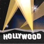 Hollywood theme dinner dance