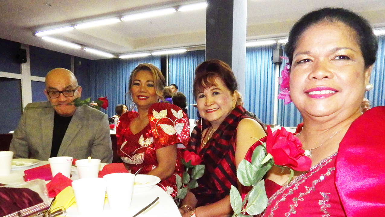 APCO supports charities on Valentines