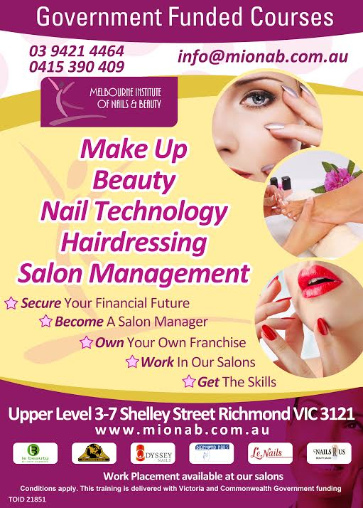 Free course hairdressing