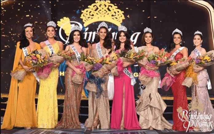 Bb Pilipinas 2018 - Photo from Bb. Pilipinas official FB page