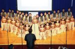 The UST Singers at Halo-Halo Festival 2016