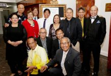 Event organisers and officers