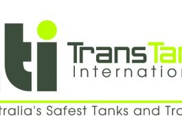 Trans Tanks International logo