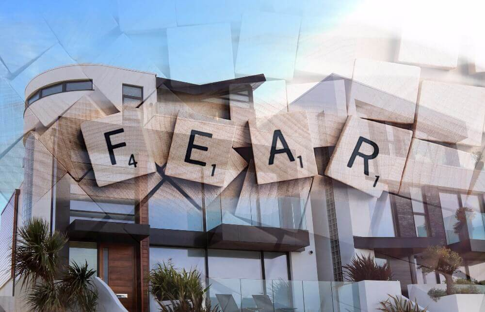 Biggest fears of first home buyers