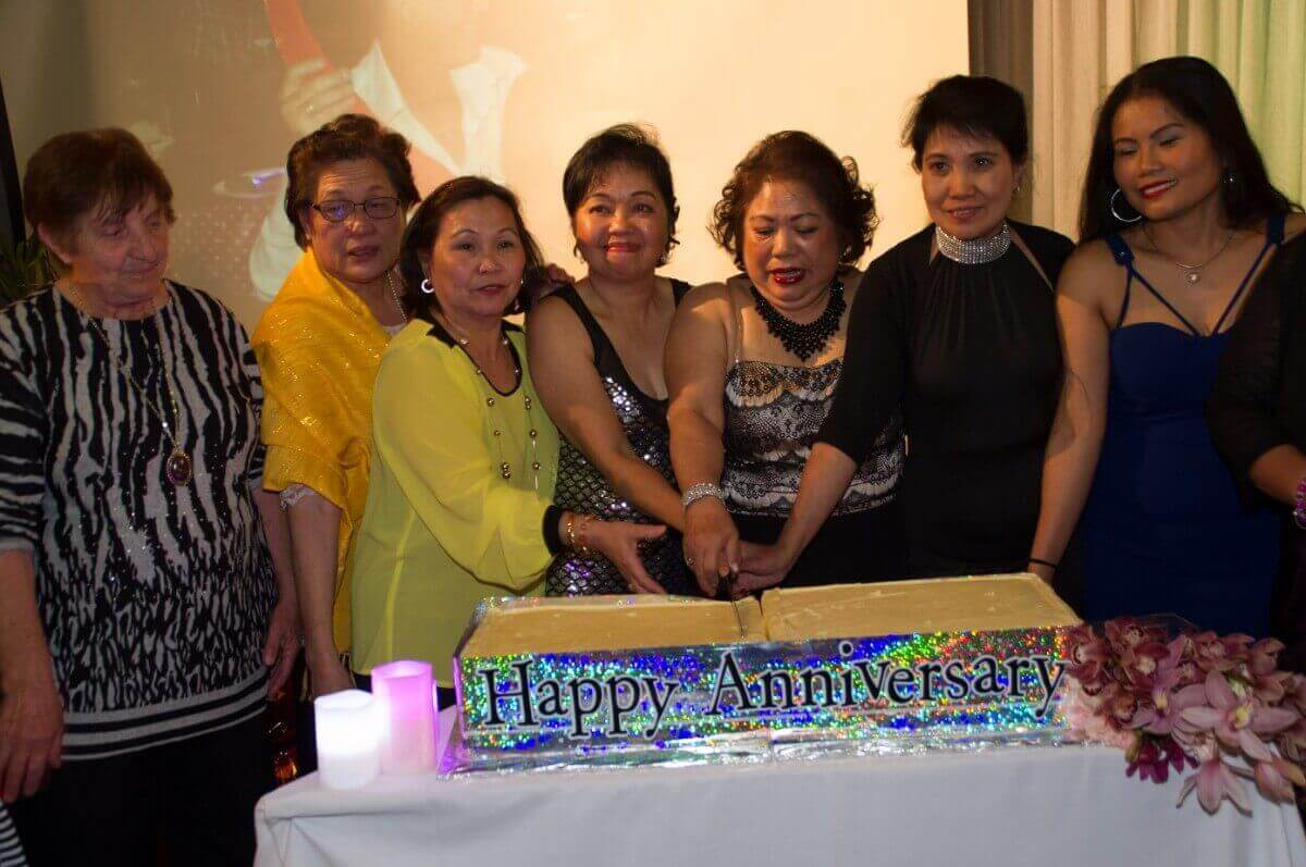 Philippine Association of Geelong, Inc.'s (PAG) 15th anniversary celebration - Photo by Benjamin Young