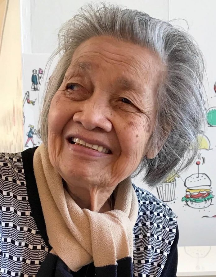 Aniceta Nanay Cita Esmaquel died on April 7, 2018 at the age of 94.