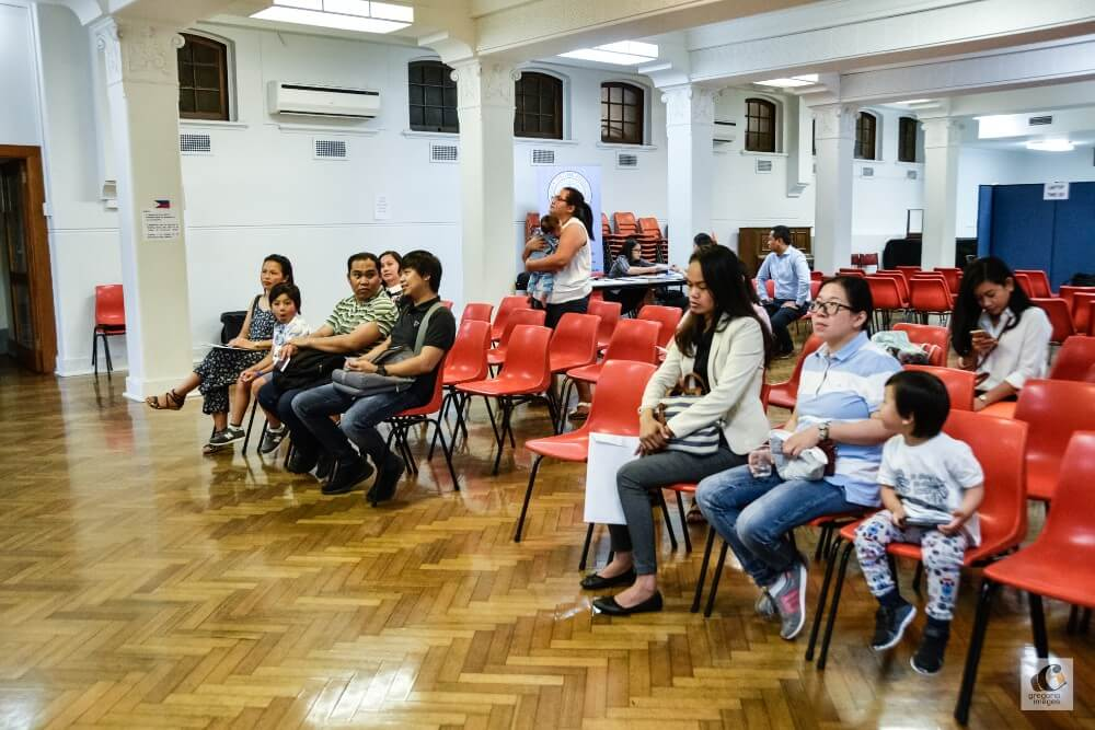 Over 500 Filipinos availed of the Mobile Consular Mission services held in Melbourne on 14-18 January 2019.