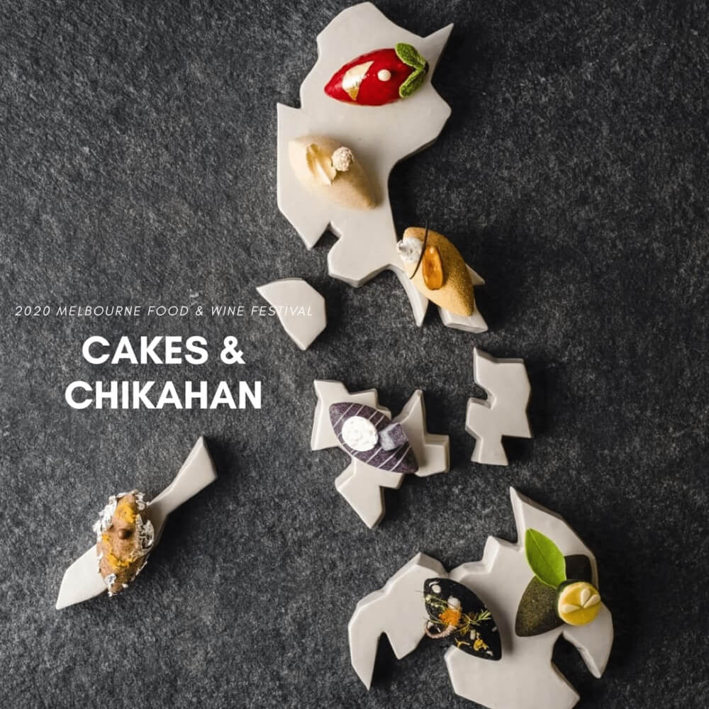 Cakes and Chikahan